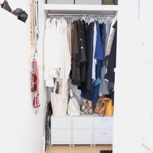【クローゼット】ゆったりエアリーな服のトレンドが続く流れを理解して「手放し基準」を持つ