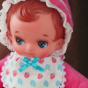 昭和のママー人形風に