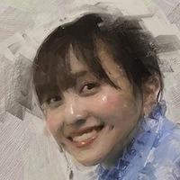 「水色のかなこ↑↑」百田 夏菜子