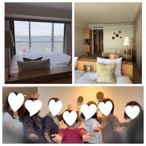お部屋 @ 琵琶湖ホテル