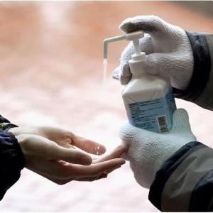 ◆アルコール消毒液を20倍に増産「ようやく家庭に届けられる態勢が整った」!