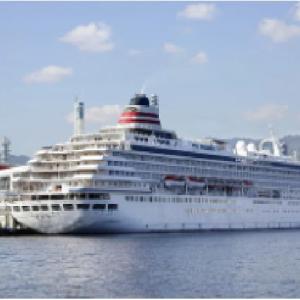 ◆日本最大級のの豪華客船「飛鳥2号」・・・当面、国内を巡るクルーズ船!
