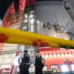 ◆転落自殺に17歳の男が19歳の女子大生を巻き添えにして死亡 大阪・梅田!