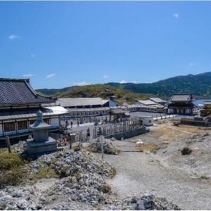 ◆比叡山、高野山と並ぶ日本三大霊場の一つである、むつ市の恐山 !