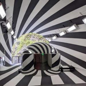◆最速リニアカートンネルも観光トンネルと化したか・・・「清津峡渓谷トンネル」