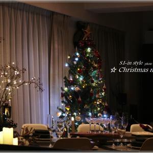 クリスマスメニュー2019が始まりました。
