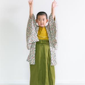 【即納可】七五三羽織袴