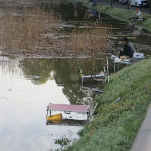 第58話⑪ 台風並みの急激な天候に襲われた