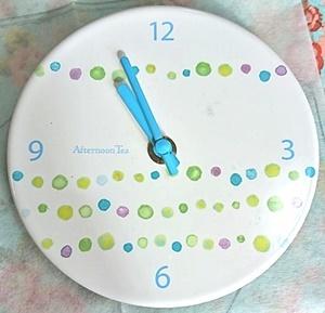 こんな時計ができました