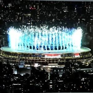 東京オリンピック開幕