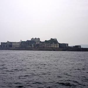 長崎へ~世界遺産の旅② 軍艦島