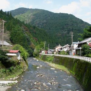 谷汲から岐阜羽島へ