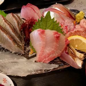 平戸『ひといき』海鮮丼&刺身定食