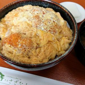 佐久島『民宿さざなみ』大あさり丼&しらす玉子丼