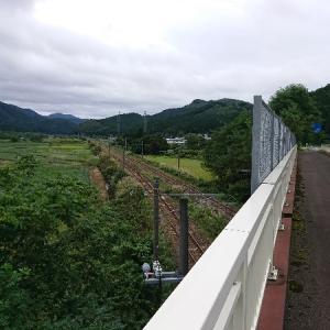 日本縦断徒歩の旅【東日本編31】大館~碇ヶ関~大鰐