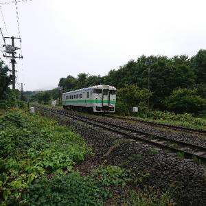 日本縦断徒歩の旅【東日本編36】仁山~森~石谷