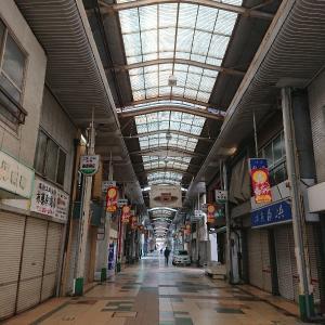 日本縦断徒歩の旅【西日本編21】門司~小倉~黒崎