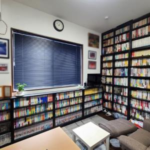 蔵書管理を始めました