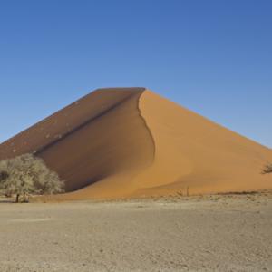 世界遺産の「ナミブ砂海」に行ってきた
