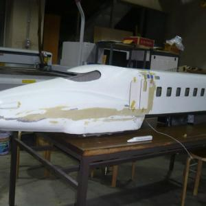 新幹線 N700A 製作プロジェクト Part8