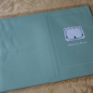 かわいいおくすり手帳みつけました!