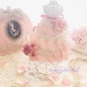 麗しの薔薇のプリンセスドール♡マリーアントワネットも絶賛!