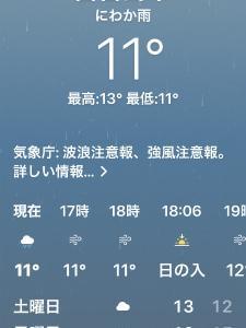 宮古島なのに寒いんですっっ
