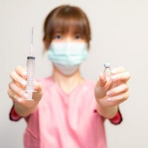 ワクチンどうしよっかなー?