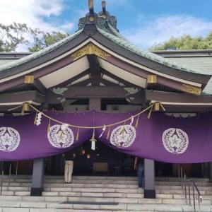 今年も札幌護国神社にお参り&今年初のおみくじ