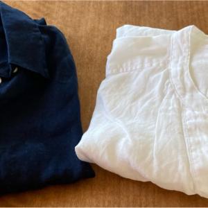 色んな修理とGAPリネンシャツ