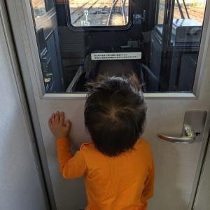 3兄弟の子連れ電車の旅
