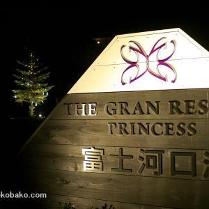 ザ・グランリゾートプリンセス富士河口湖(1:概要編)