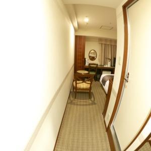 ホテルトラスティ名古屋に素泊まりの宿泊