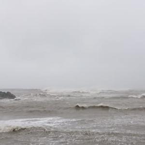 台風、台風、また台風…