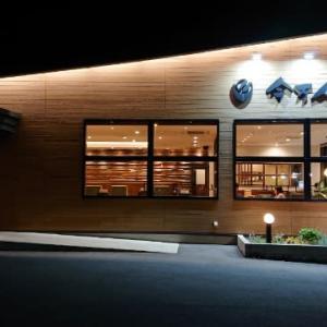 今万人珈琲「プリンワッフル+アメリカンコーヒー」(前橋市)