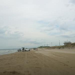 千里ヶ浜なぎさドライブウェイ