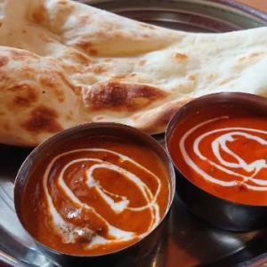 インド・ネパール レストラン&バー シリザナ「ランチBセット」(佐倉市)