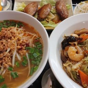 台湾料理 弘祥「中華飯定食」