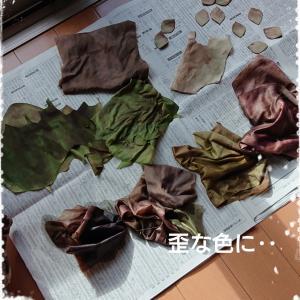 ★ 歪な色に‥布花 兵庫県神戸★