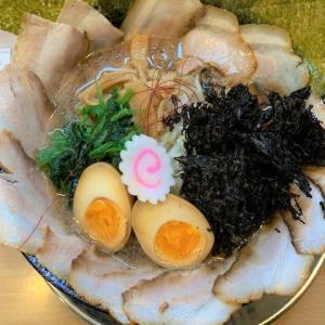 しゃがらラーメン肉ばか(新潟市北区 )肉いっぱい!お腹いっぱい!