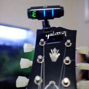 ギターチューナー 新しいやつ SH-CS100