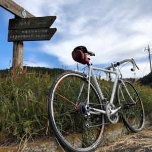 自転車で相模原市緑区長竹付近をお散歩