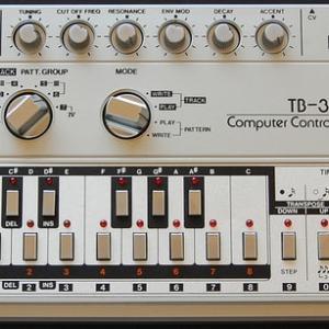 ローランド・TB-303