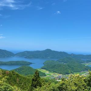 三方五湖&日本海眺めに 雲谷山にノボル・・・