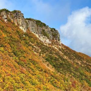 世界遺産白川郷近く 三方岩岳&野谷荘司山にノボル!
