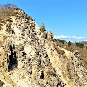 琵琶湖眺めながら…大谷山~赤坂山~明王の禿 縦走登山~後編