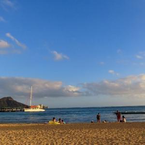 ハワイの大晦日! からの~ 笑