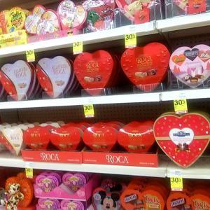最近のトレンド? ハワイのバレンタインデーのプレゼントは・・!