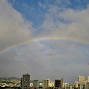 ハワイ、混乱と前進~ もうすぐ・・! 5月のファーストレインボー!!