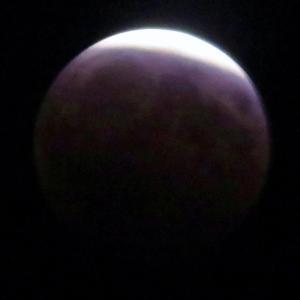 ハワイの皆既月食 「ターコイズフリンジ」が~! 全過程の一挙大公開!! 今後の皆既月食の詳細は?